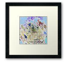 ( SPOIL BRAT  )   ERIC WHITEMAN  ART  Framed Print