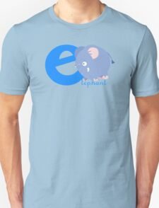 e for elephant T-Shirt