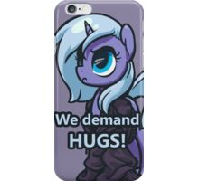 Delinquent Demandy-horse iPhone Case/Skin