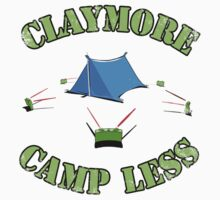 Claymore, camp less. One Piece - Long Sleeve