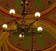 The Great Synagogue, Pest, 60 by Priscilla Turner