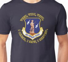 Air National Guard VVV Shied Unisex T-Shirt