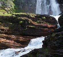 Virginia Falls by ChelseaSelf