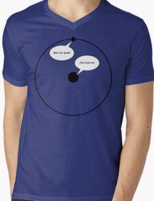 Hydrogen Humour Mens V-Neck T-Shirt