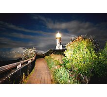 MYSTICAL LIGHTHOUSE Photographic Print