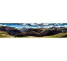 Continental Divide Photographic Print