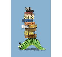 Monsieur Caterpillar Photographic Print