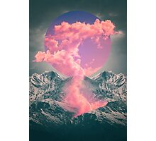 Ruptured Soul (Volcanic Clouds) Photographic Print