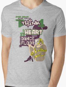 Gaga Collection - Telephone Mens V-Neck T-Shirt