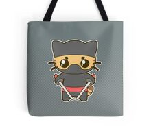 Ninja Cat Tote Bag