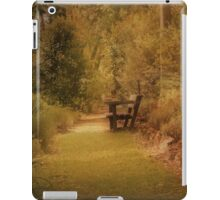 A Quiet Spot iPad Case/Skin