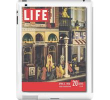 The Cover Of Life iPad Case/Skin
