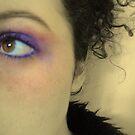 Purple Blush by Melissa Park
