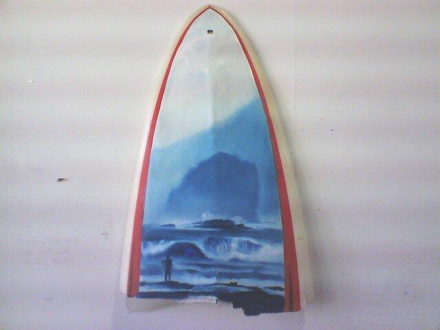 Surfboard Art by harleym