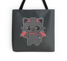 Evil Cat Tote Bag