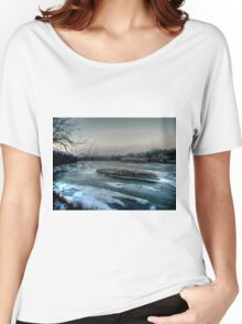 Winter's Touch!!! Women's Relaxed Fit T-Shirt