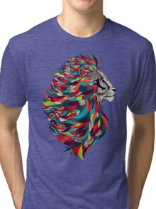 Mane Colors Tri-blend T-Shirt