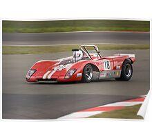 Lola T210 (Bob Houghton) Poster