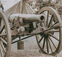 Battlefield Artillery by JoeGeraci