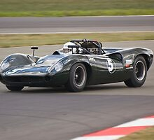 Lola T70 Spyder by Willie Jackson