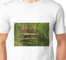 Reflections on the Fen (HDR) Unisex T-Shirt