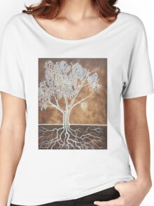 Men's Dreaming Tree Women's Relaxed Fit T-Shirt