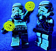 Raving stormtroopers by Tim Constable by TimConstable