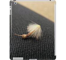 Brown & Black Texture & Tone iPad Case/Skin