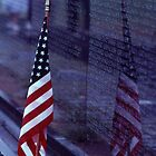 Vietnam Memorial - Washington D.C by Matsumoto