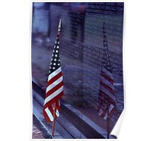 Vietnam Memorial - Washington D.C Poster