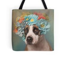 Flower Power, Adrienne Tote Bag