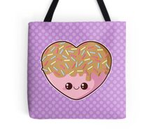 Sugar-Cute Heart Tote Bag