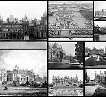 EATON Hall & Gardens as WAS by AnnDixon