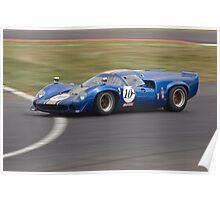 Lola T70 Mk3 (Fr) Poster