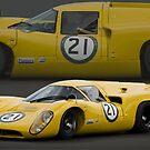 World Sportscar Masters by Willie Jackson