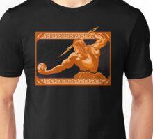 The Wrath of Zeus Unisex T-Shirt