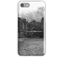 Dunstaffnage Chapel iPhone Case/Skin