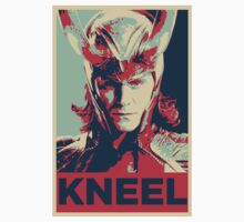 Loki - Kneel by Sonicfan
