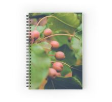 Berry Tree Spiral Notebook