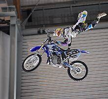 Steve0 Mini #2 | ShowTime FMX Yamaha Freestyle Team Rider | MotorEx Show Sydney by Gino Iori