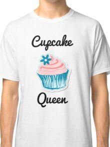 Cupcake Queen Classic T-Shirt