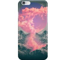 Ruptured Soul (Volcanic Clouds) iPhone Case/Skin