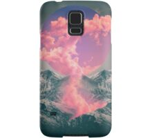 Ruptured Soul (Volcanic Clouds) Samsung Galaxy Case/Skin