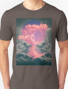 Ruptured Soul (Volcanic Clouds) Unisex T-Shirt