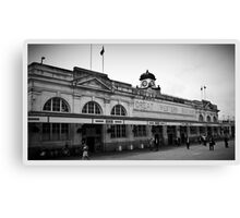Cardiff Central Canvas Print