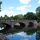 """Bridge over Calm Waters"" by karina5"