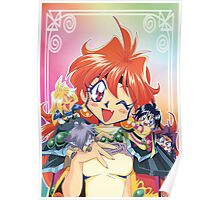 Slayers Group Poster