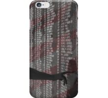 Veteran's Memorial with American Flag  iPhone Case/Skin