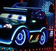 Paint the Night Parade Cars Disneyland Sticker