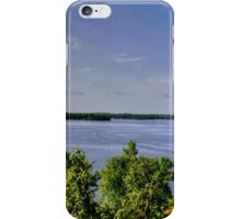 Lake of the Woods (Panorama) iPhone Case/Skin